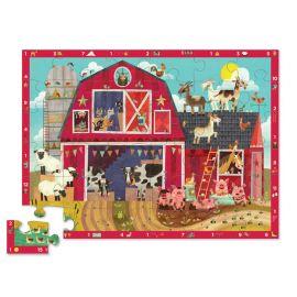 Puzzle - Barnyard 123 - 36 Teile