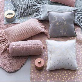 Teppich Dottie pink